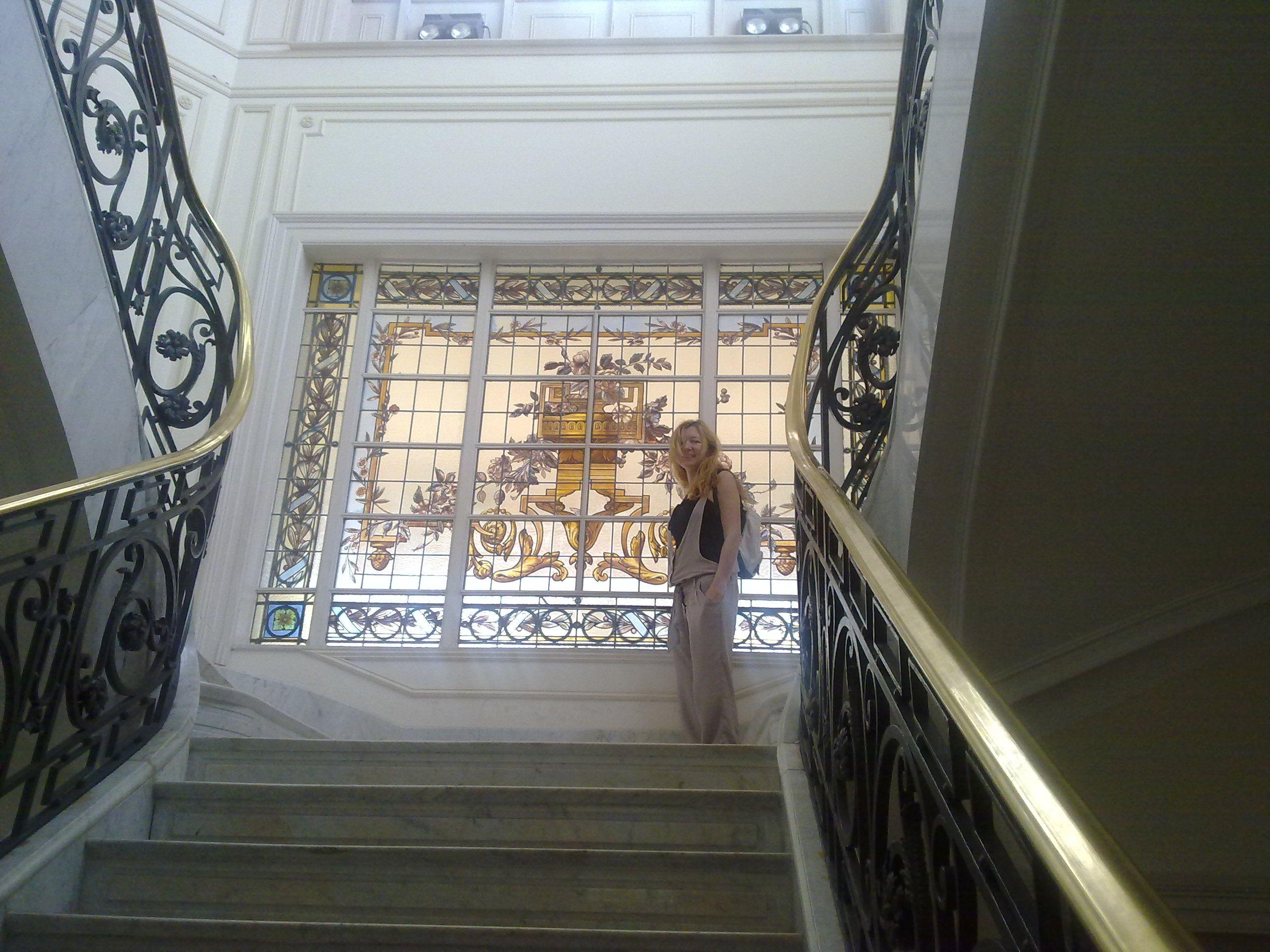 Vitreaux En Museo De Arte De Tigre Ex Gran Tigre Hotel Espacios  # Muebles Tigre Infantiles