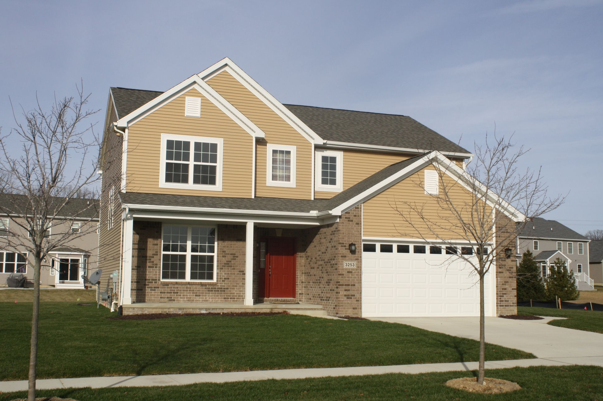 3253 eastridge home for sale in dexter distinctive