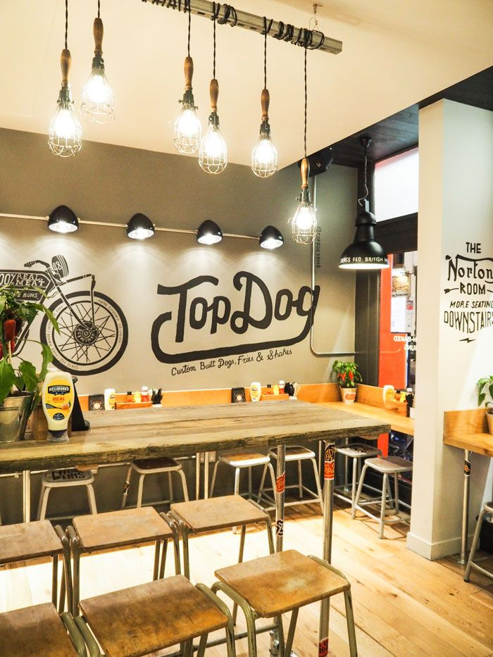 top dog opens in soho american girl in chelsea dream caf in 2018 restaurant design cafe design und cafe interior