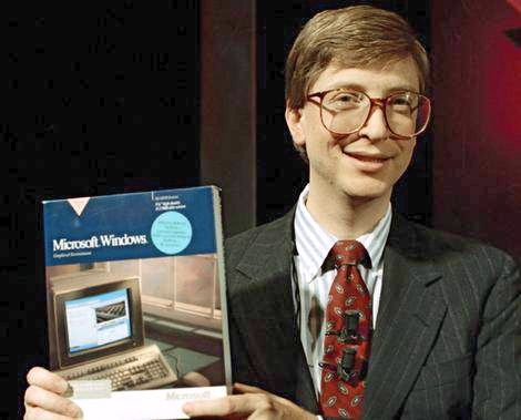 ! نوستالژی ==== #BillGates by winphoneir