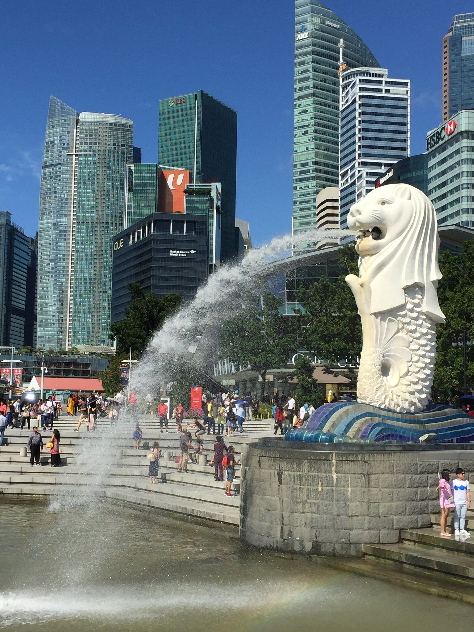 Best 5 Must Visit And Famous Attractions In Singapore Travel And Tourism Asia Travel Singapore