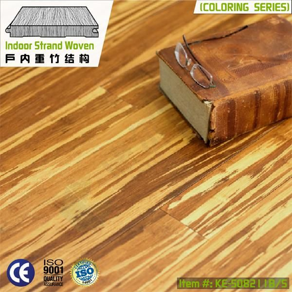14mm Tiger Stripes Semi Matt Finish Strand Woven Bamboo Floor Products Hot Sale 2013 Buy Bamboo Floor Tiger S Bamboo Flooring Flooring On Walls Teak Flooring