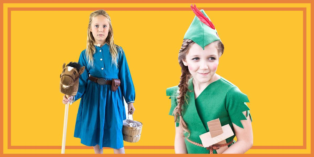 75+ of the Best Homemade Halloween Costumes for Kids of All Ages