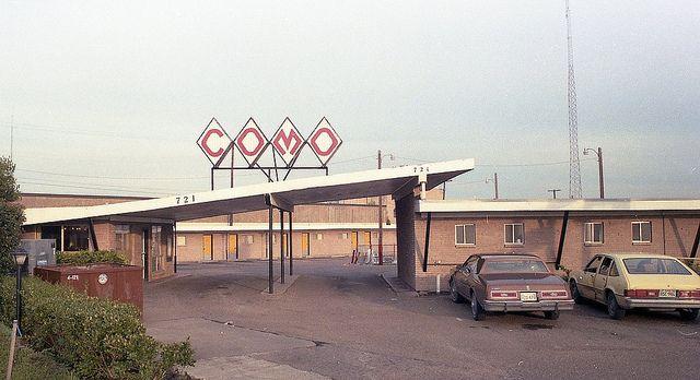 Richardson Como Motel Texas