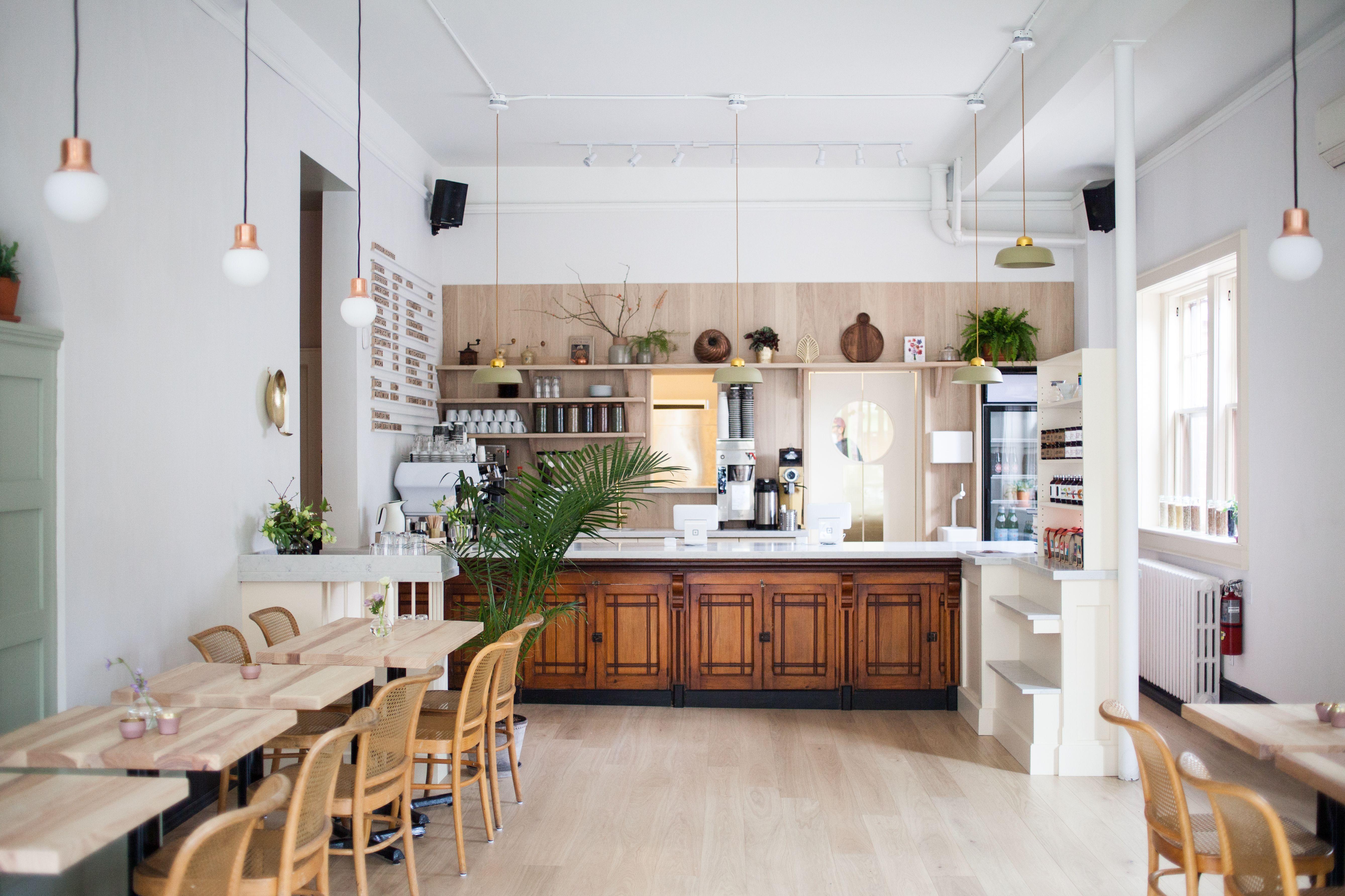 Our Favorite Scandi Design Spots Around The World Scandi Design Cafe Interior Scandi Interiors