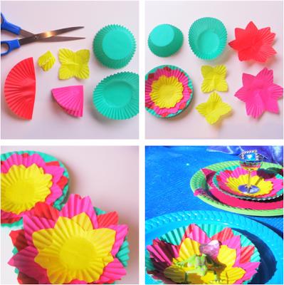 Lotus Craft Idea For Thailand School Ideas India Crafts