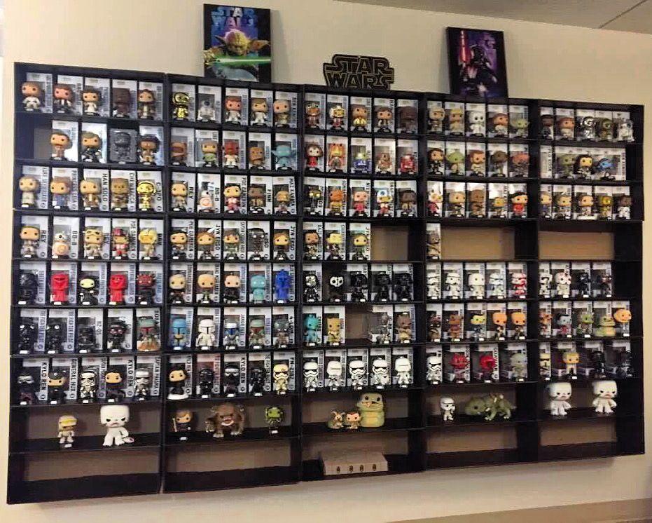 Display Geek Funko Display Shelves For Star Wars Pop