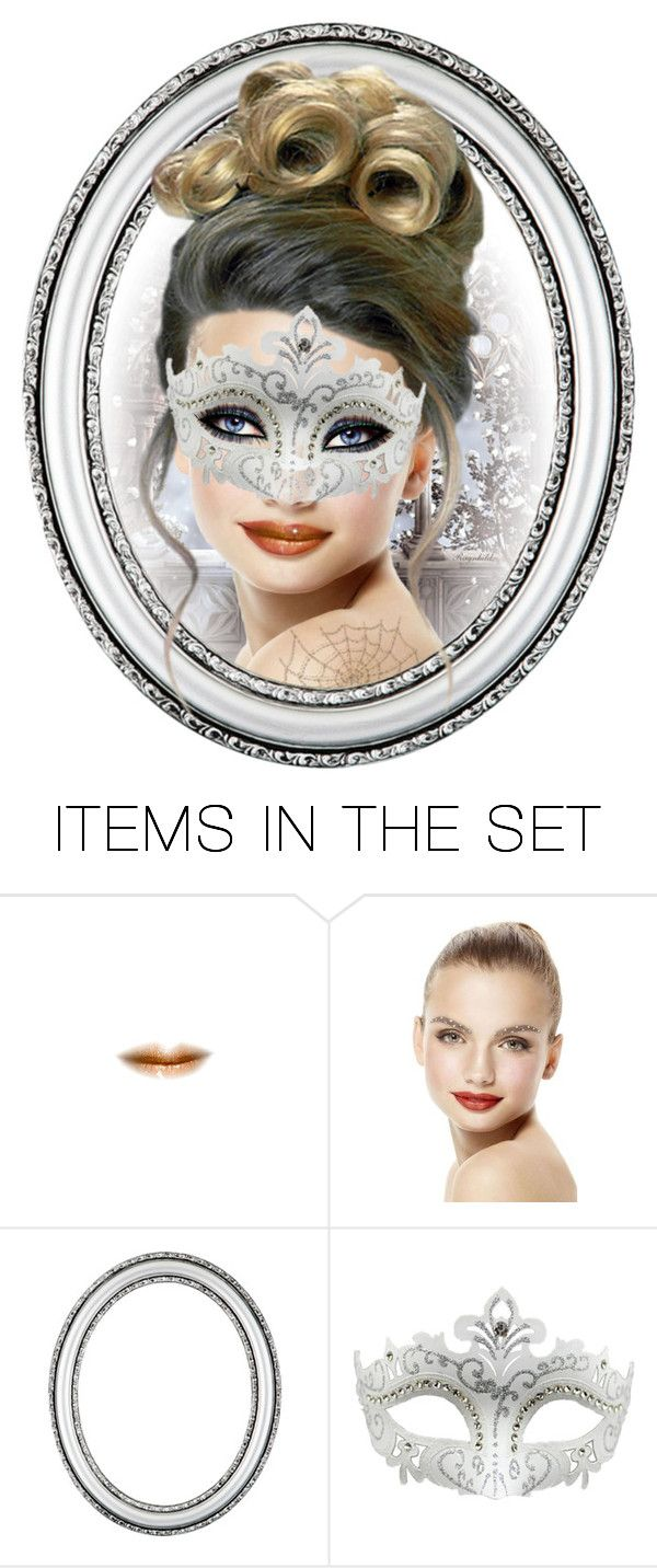 """""""You are Invied to Masquerade Ball"""" by ragnh-mjos ❤ liked on Polyvore featuring art"""