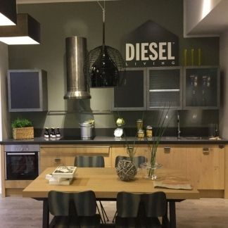 Awesome Cucina Diesel Scavolini Ideas - Ideas & Design 2017 ...