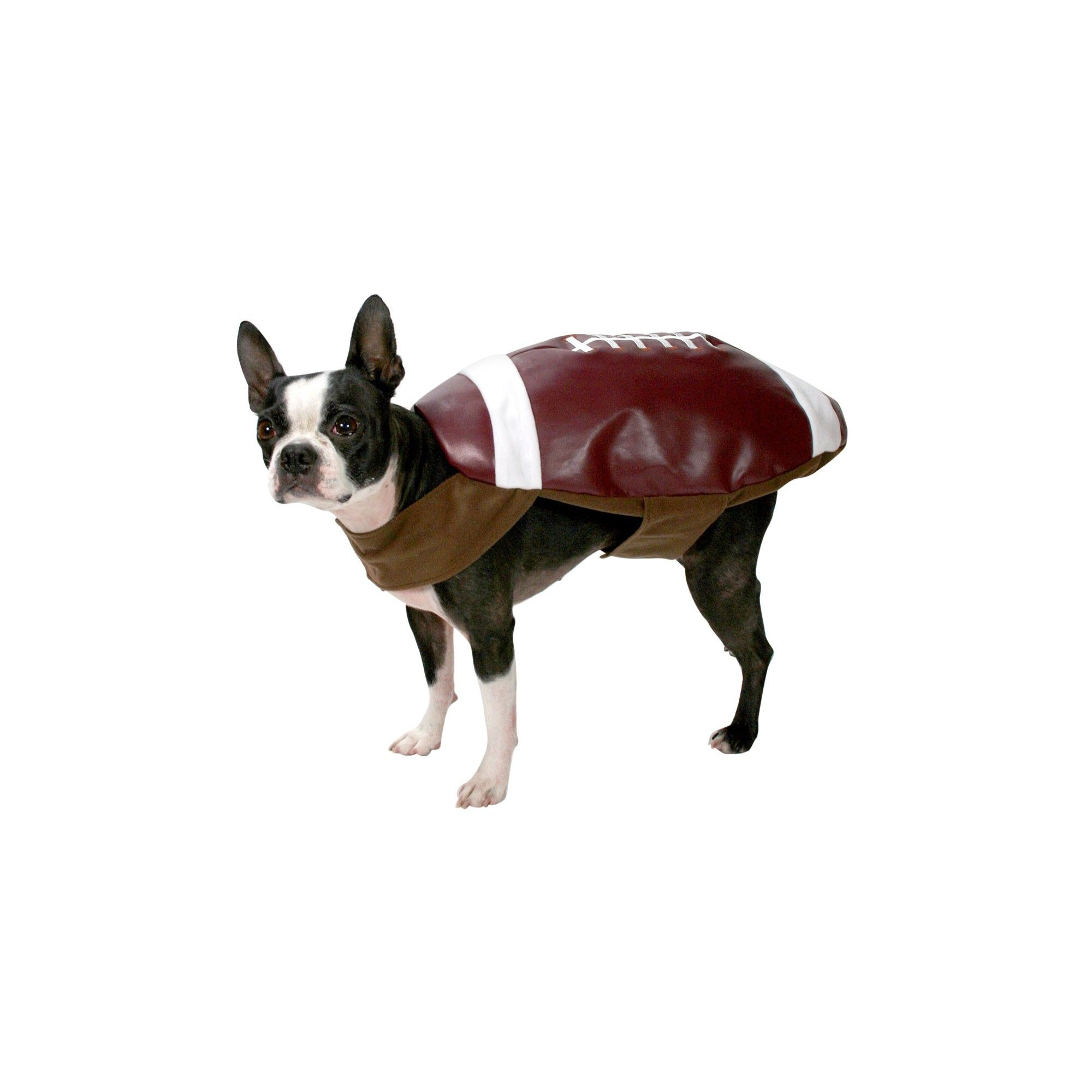 Halloween Football Dog Costume Set Small Boots