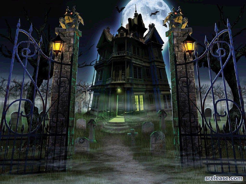 Haunted House Haunted House screen saver screensaver
