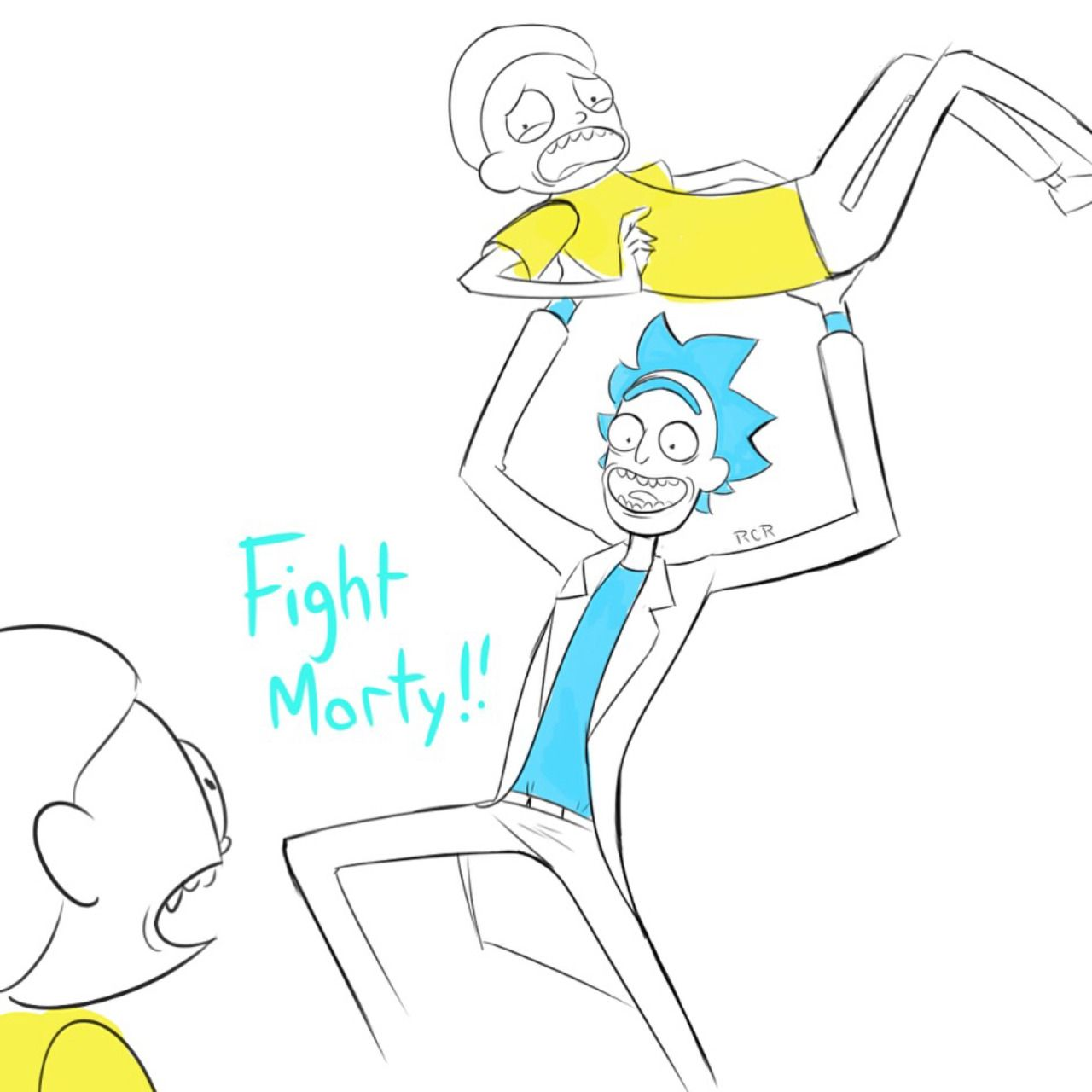 Pocket Mortys It S A Great Game For Pokemon Fans And Rick And