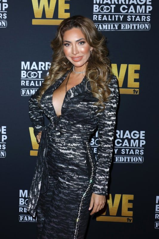 Farrah Abraham at Craigs in West Hollywood 05/25/2021