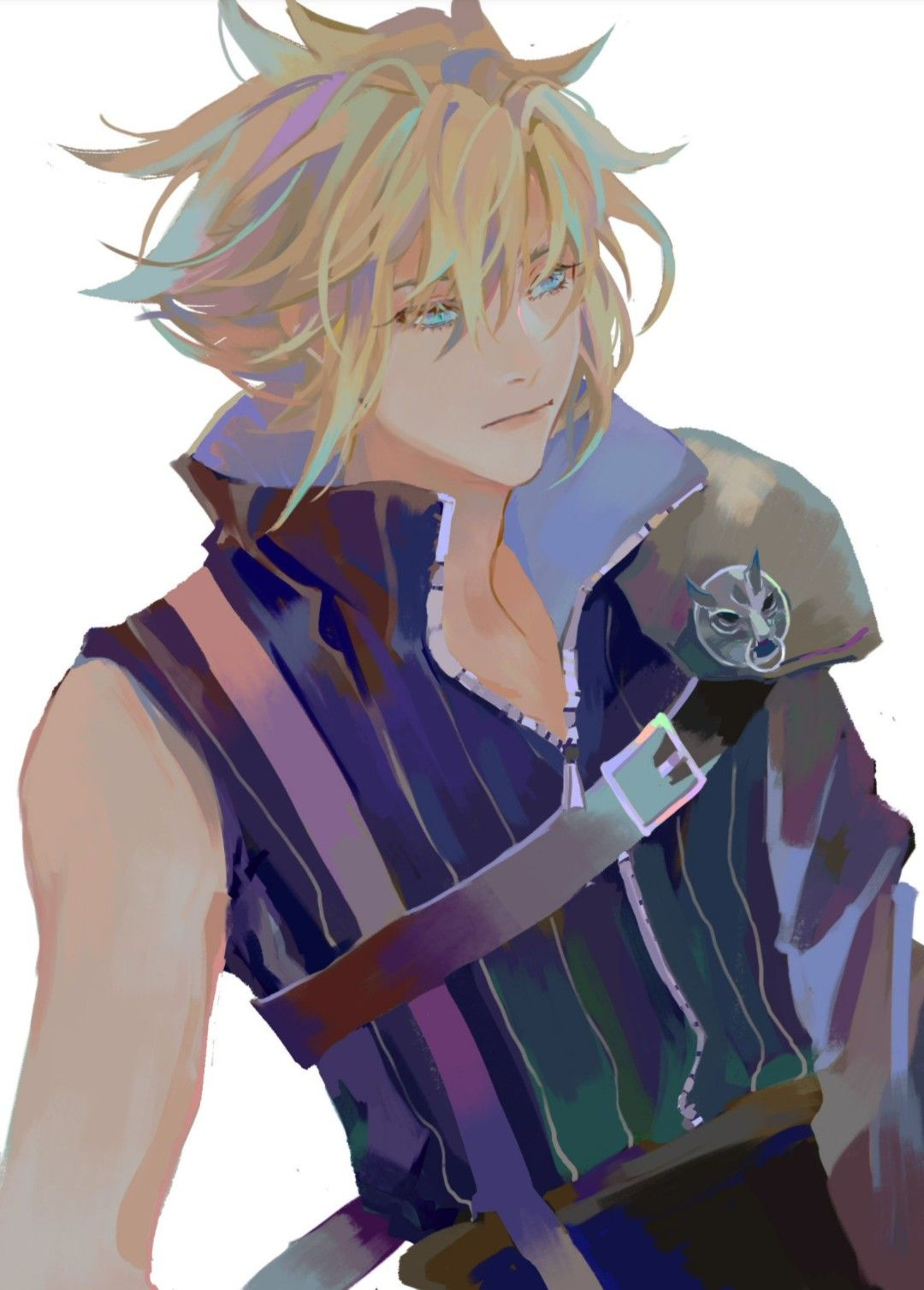 Pin by 熊婕安 熊 on ff7クラウド in 2020 Final fantasy vii cloud