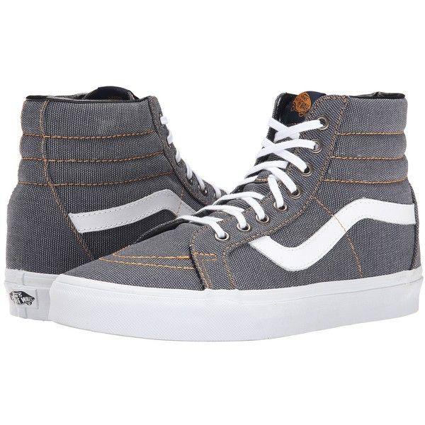 best service adb24 4244a Vans SK8-Hi Reissue Dark Shadow) Skate Shoes ( 70) ❤ liked on