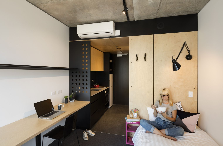Gallery Of RMIT Bundoora West Student Accommodation RMA