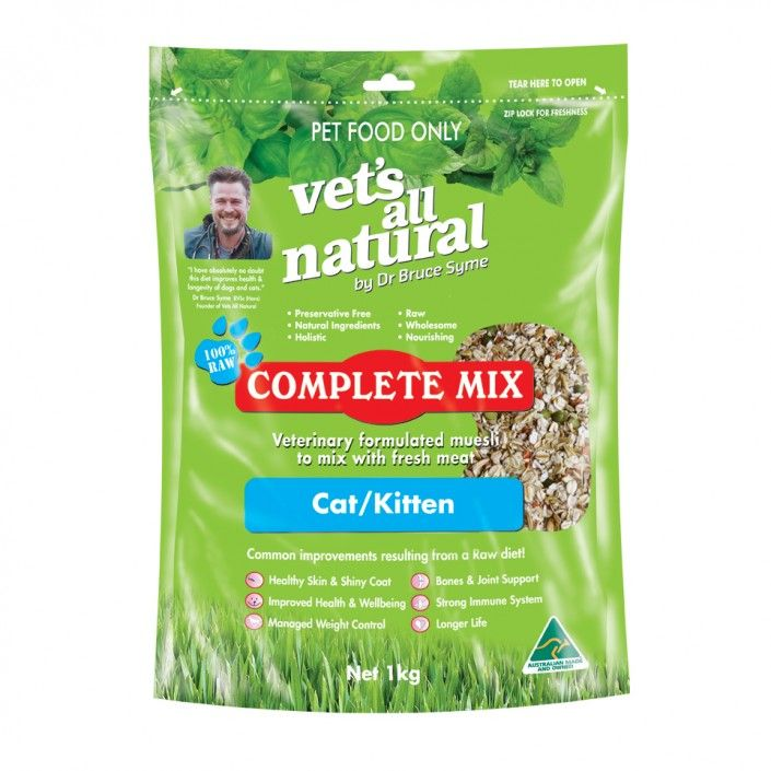 Complete Mix for Cats Cat Dog food recipes, Dog food