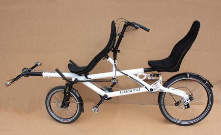 Cogito Dual Suspension Tandem Bicycles Tandem Pinterest Tandem