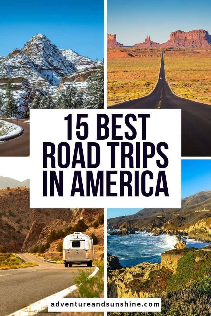 The Best US Road Trips