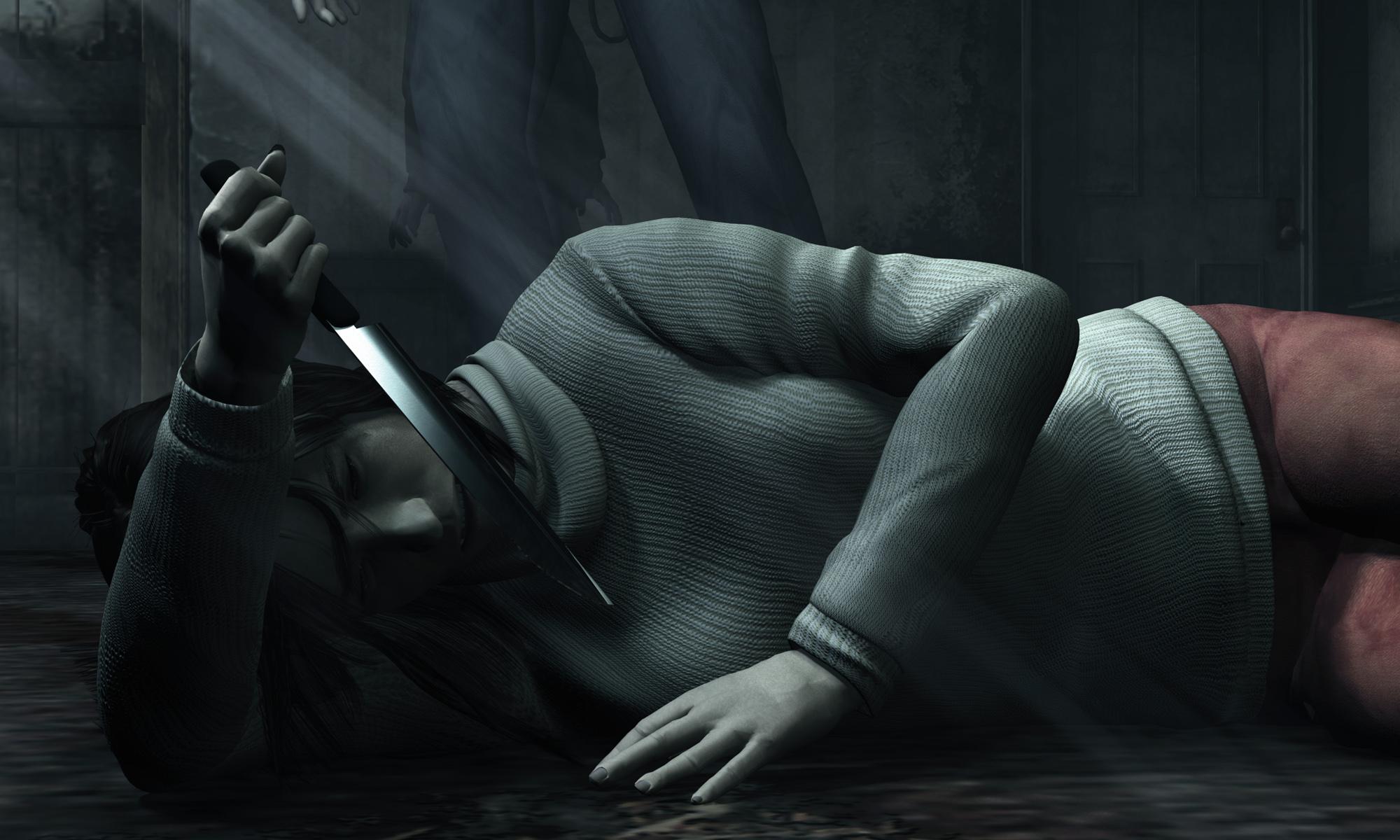 Angela Orosco Silent Hill 2 Silent Hill Silent