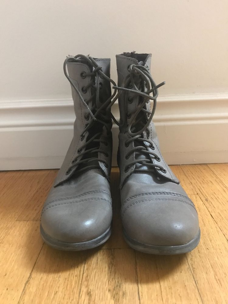 10f51888d2e Steve Madden Troopa Combat Boots Size 8  fashion  clothing  shoes   accessories  womensshoes  boots (ebay link)