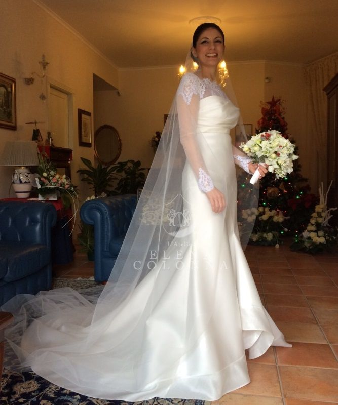 Matrimonio In Dicembre : Matrimonio a dicembre roberta elegantissima e sofisticata in
