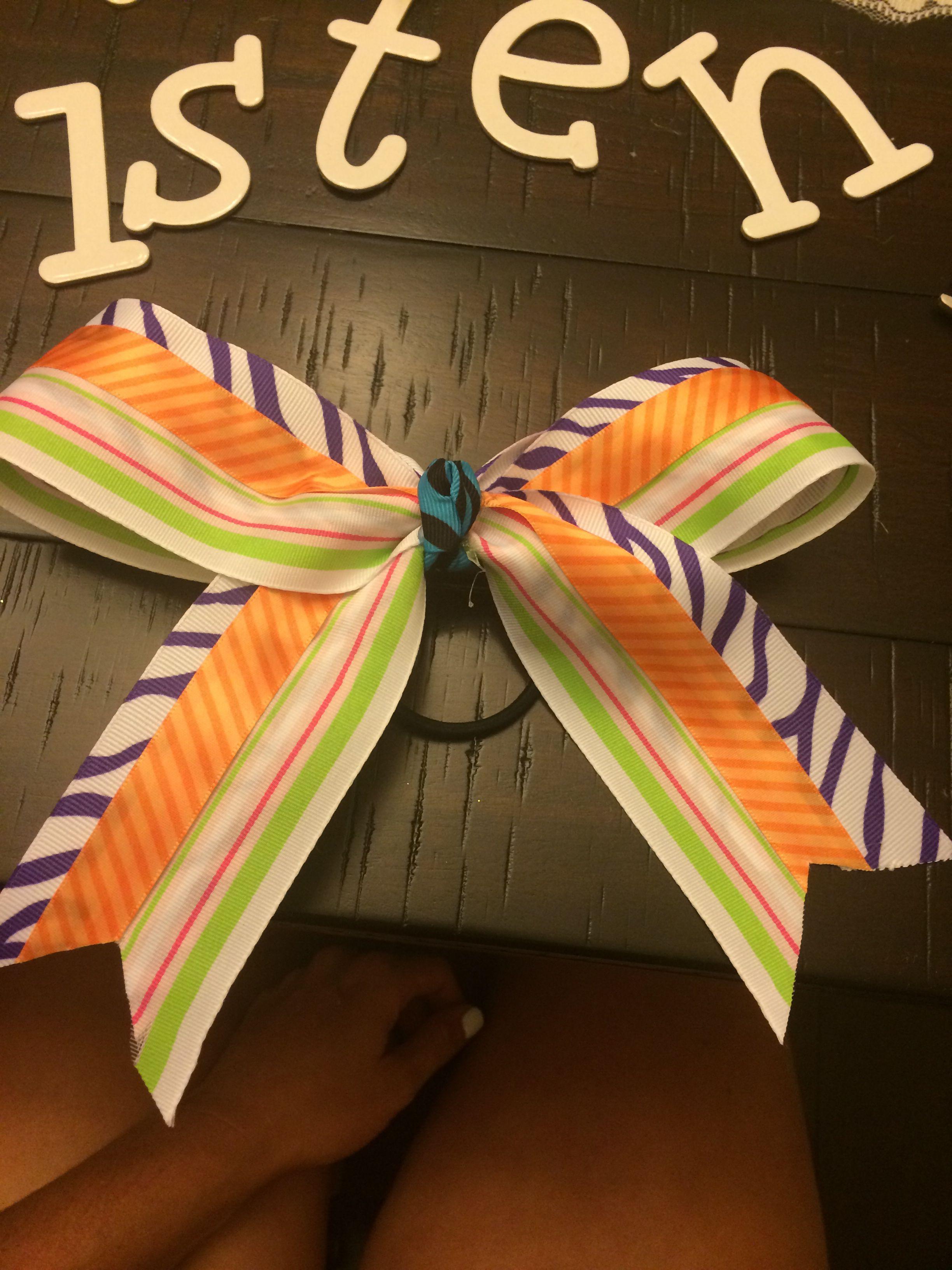 Big ribbon bow