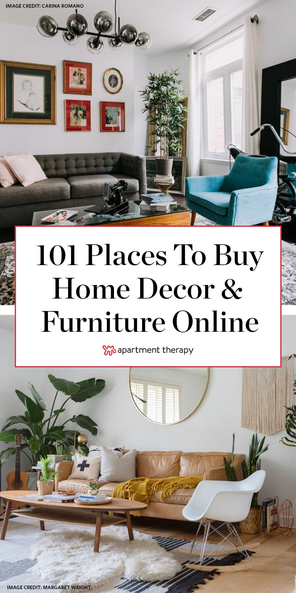 101 Places To Buy Furniture And Home Decor With Images Home