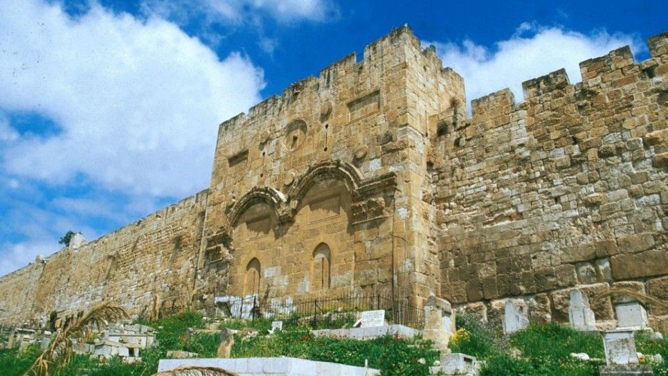 Gates to the city | The Times of Israel