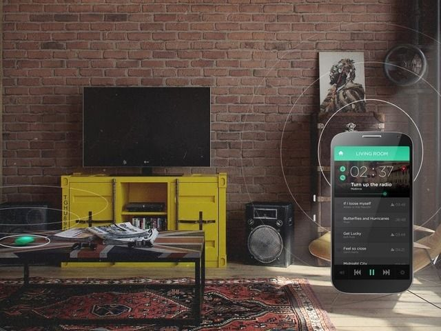ROCKI Wifi Music System, From Every Phone, To All Speakers by ROCKI — Kickstarter #musicsystem