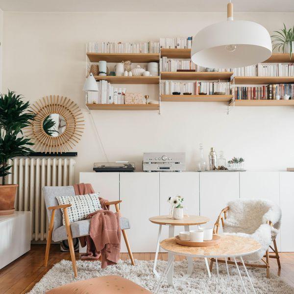Appartement Brest  rénovation du0027un 100 m2 familial en Bretagne Studio