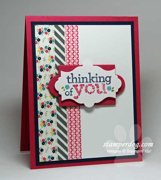 Good Card Making Ideas Using Washi Tape Part - 7: Come See Our Whazzup With Washi Tape Video And Learn 10 Ways To Use Washi  Tape. Washi Tape Is Easy And Fun And Weu0027ll Share Them All In A Few Minutes
