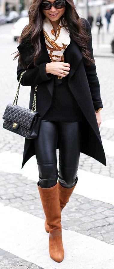 Zoe Leather Look Leggings Black Restocked Pinterest Kreative Frisuren Frisurentrends 2016