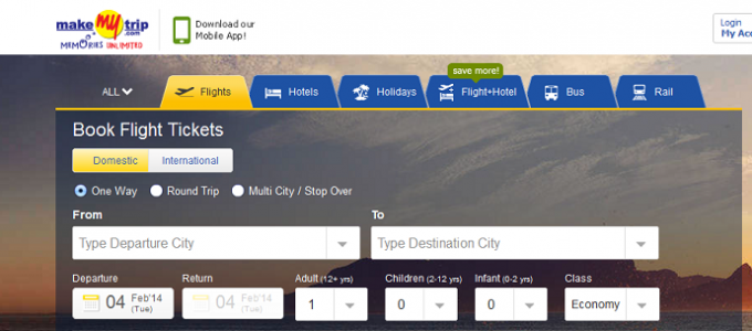 MakeMyTrip reports 40 revenue from nonair, mobile