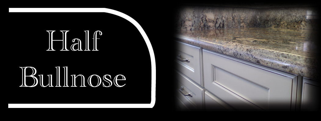 Affordable Discount Marble And Granite Countertop Edges In Florida.