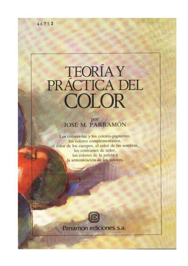 Teoria y practica del color parramon | buddy | Pinterest | El color ...