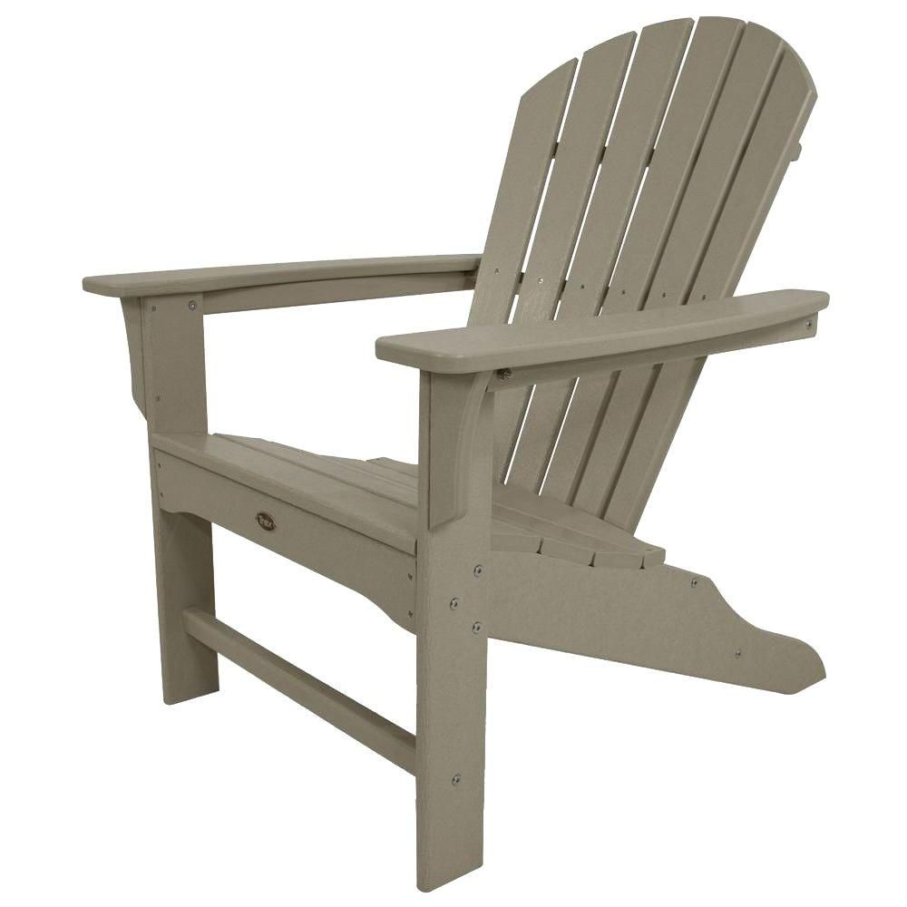 Trex outdoor furniture cape cod charcoal black plastic patio