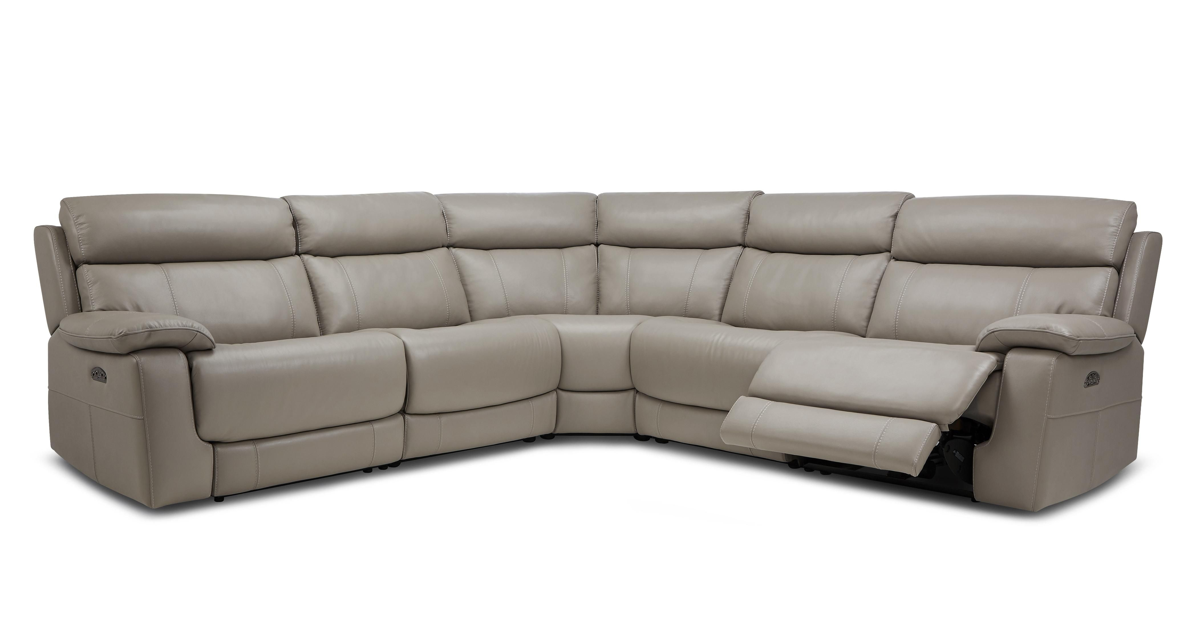 Dfs Option B 2 Corner 2 Power Plus Corner Lucius In 2020 Dfs Sofa Storage Footstool Sofa
