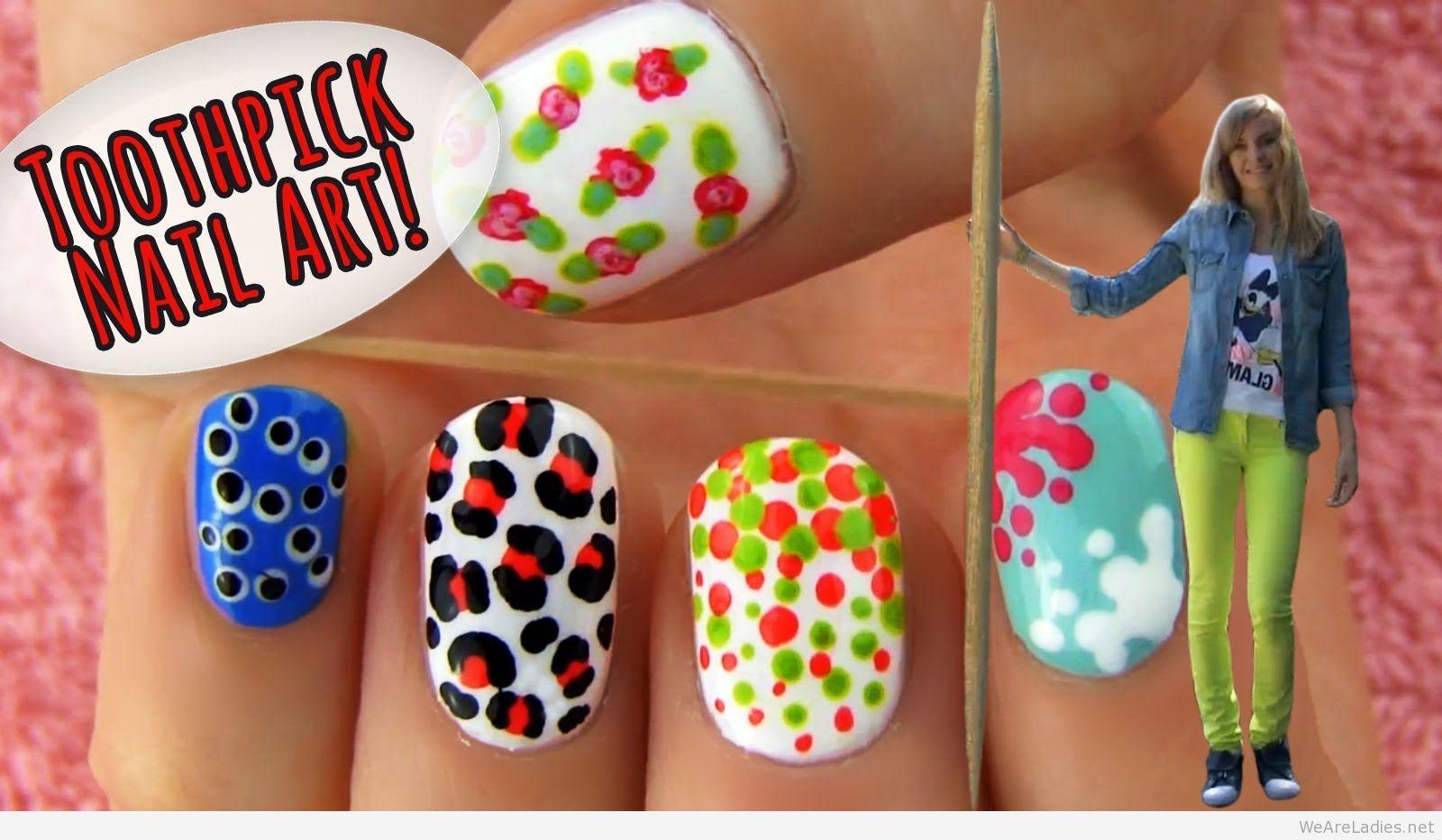 Top easy nails designs