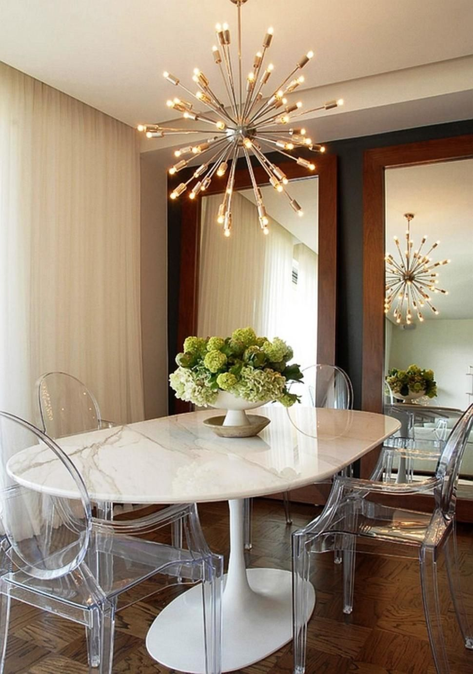 Awesome White Marble Dining Tables awesome marble dining table set for elegant residence ideas along with marble dining table set Interiorawesome Ghost Chairs Also White Marble Dining Table On Laminate Floor Paired With Modern