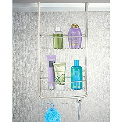 Mdesign Duschablage Zum Hängen über Die Duschtür Praktisches