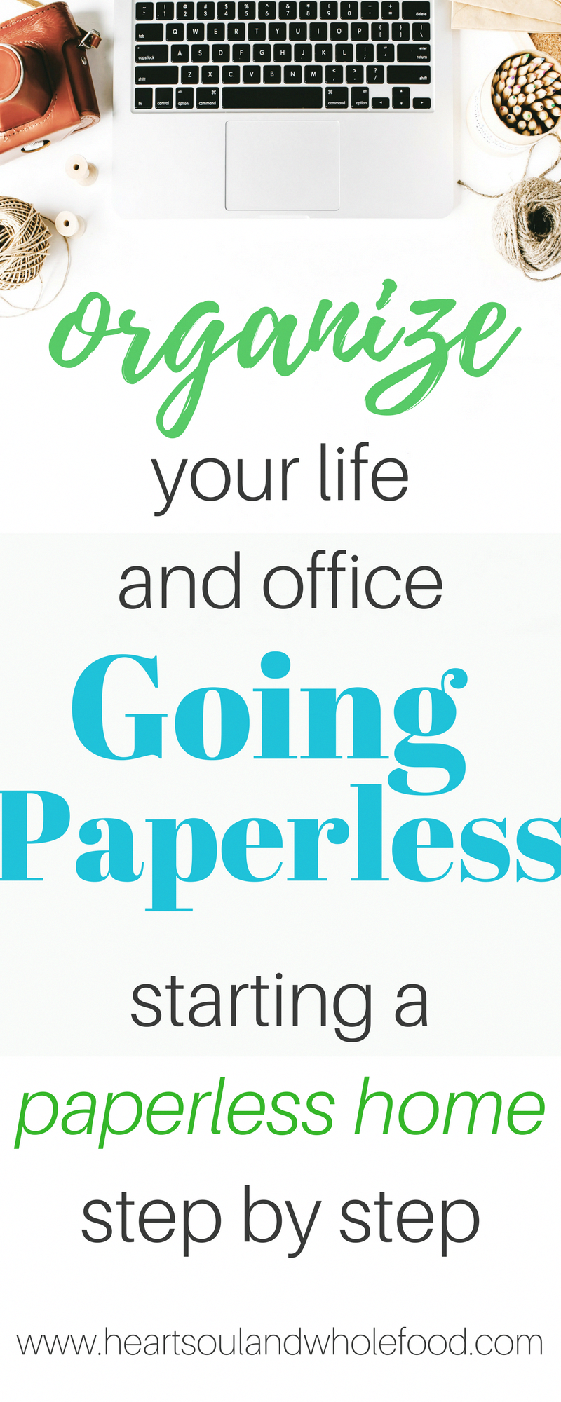How To Go Paperless   Step By Step. Declutter Your Home Office And Enjoy A  #clutter Free Mind As Well. Organization Is The Key To Success.