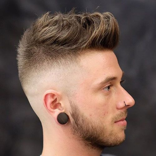 27 Best Hipster Haircuts (2019 Guide) | Hair styles | Fade haircut