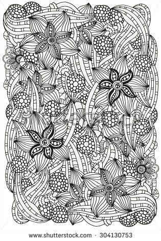 Calming Art Therapy Coloring Pages Pesquisa Google Ausmalen