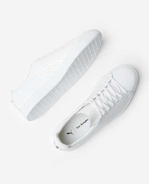 La collab du jour : les sneakers Puma x The Kooples