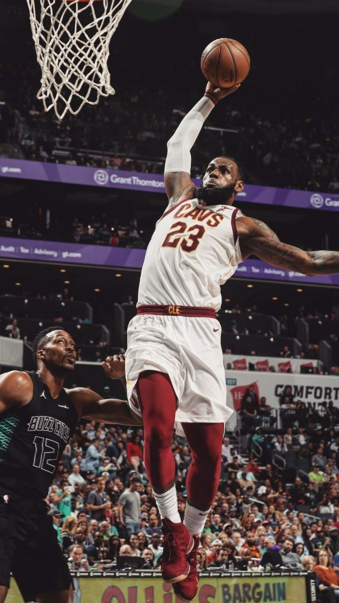 Lebron James Phone Wallpaper Is A Photoshopped Picture Of Lebron