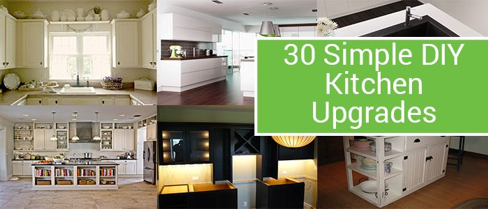 Superior 30 Simple DIY Kitchen Upgrades Http://www.eurofitdirect.co.uk Amazing Pictures