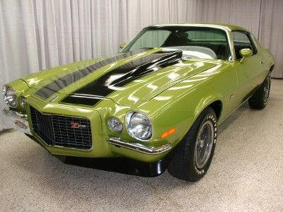 Car Hire Uk Com Review 1970 Chevrolet Camaro Chevy Muscle