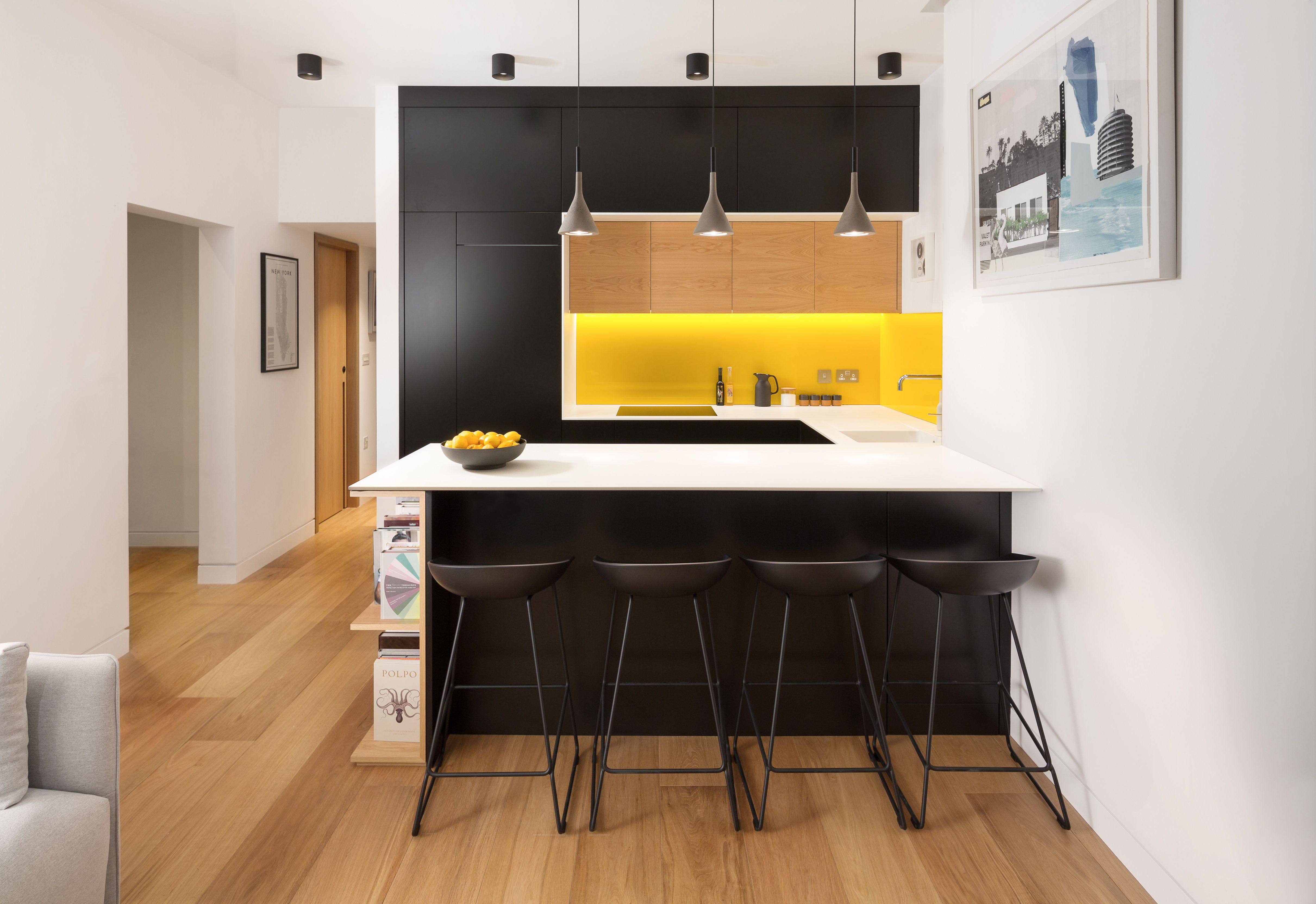 Project The Lemon Tree Kitchen Joinery By Shape London Location London Uk Kitchen Design Small Kitchen Contemporary Kitchen