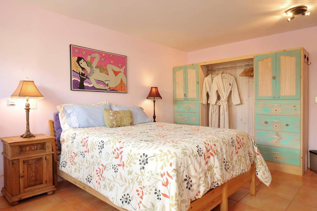 artful bedrooms
